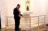 SÃO CRISTÓVÃO: Padre Sebastião terá cripta na Igreja