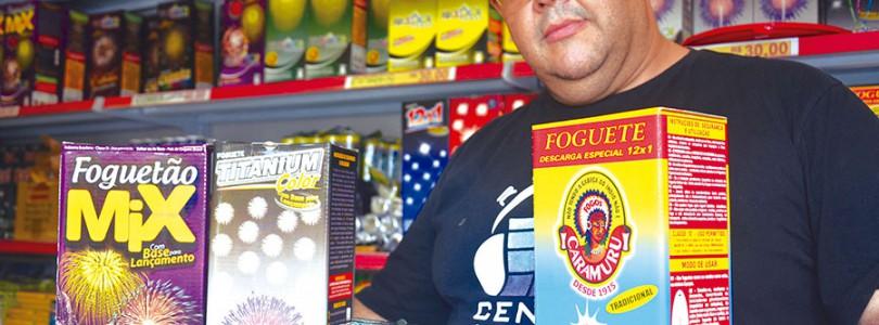 ANO NOVO: Virada com fogos de artifício pode custar de R$ 140 a mais de R$ 5 mil