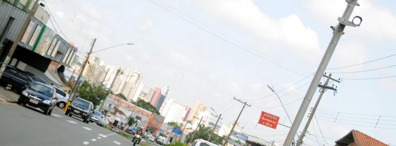 Sem radares fixos município perde R$ 4 mi em arrecadação