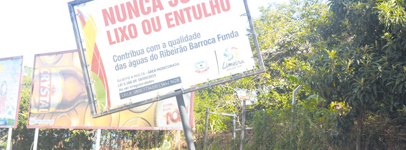 LIXO E ENTULHO: Multas geraram R$ 861.459 em um ano