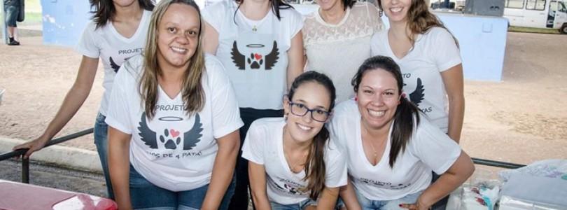 MAUS-TRATOS: Grupo resgata e auxilia animais