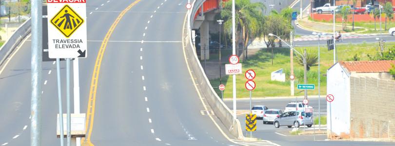 PRADÃO: Viaduto seguirá sem calçada