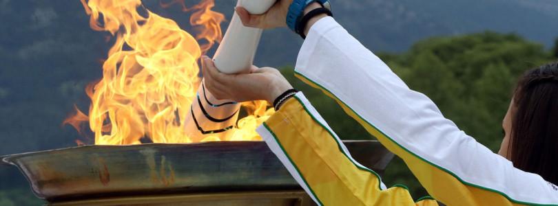 EVENTO: Tocha Olímpica custará R$ 30 mil à prefeitura