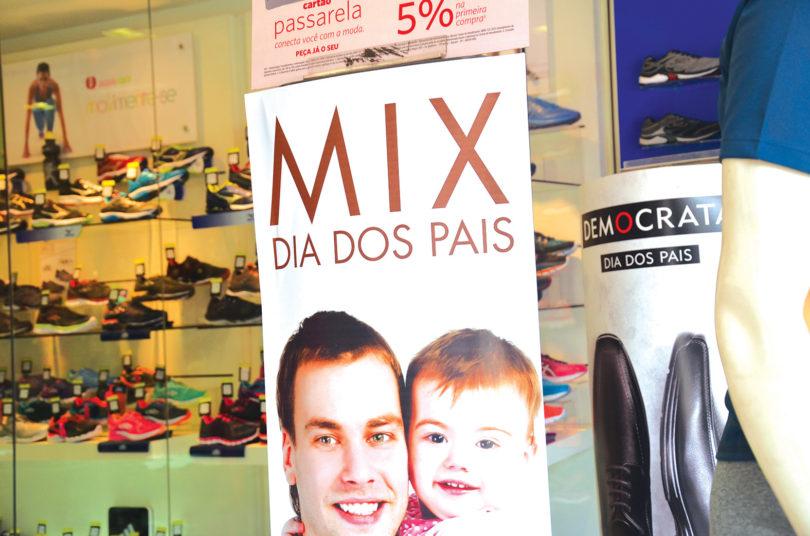 COMÉRCIO: Dia dos Pais à espera de consumidores
