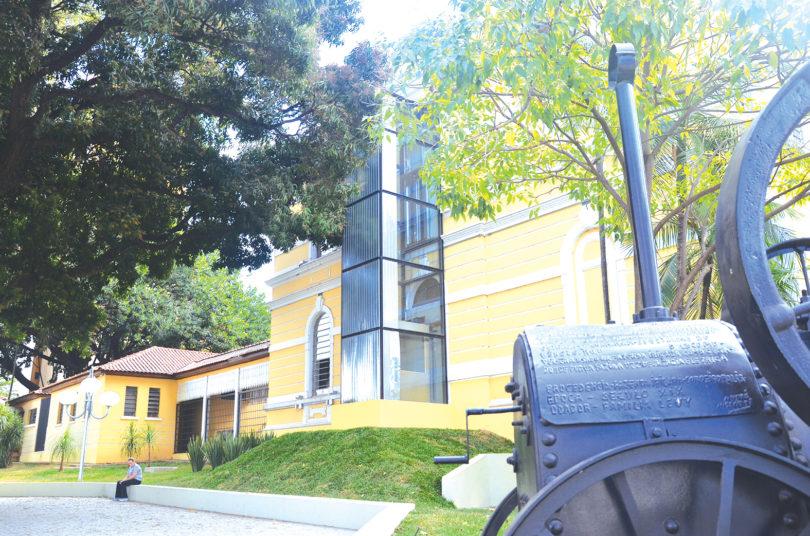 REINAUGURADO EM MAIO: Após dois meses, museu segue sem acessibilidade