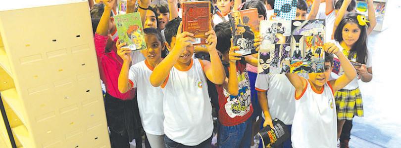 INFANTIL: Bibliotecas terão teatro e contação de histórias