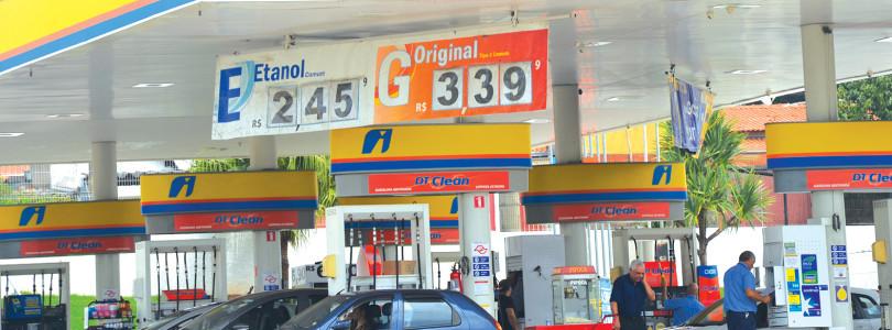 POSTOS DE LIMEIRA: Após redução, preço não cai