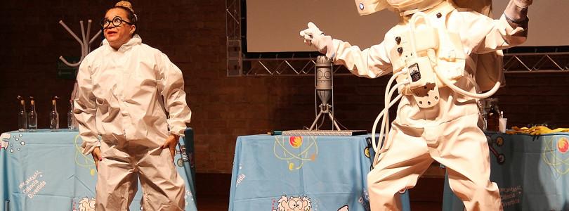 Crianças aprendem sobre sustentabilidade em peça teatral gratuita