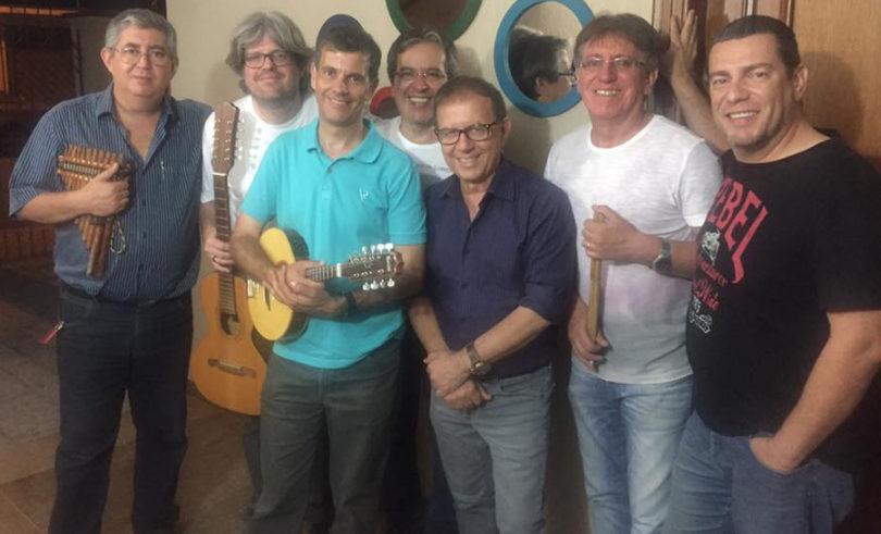MÚSICA: Projeto Seis e Meia leva grupo Avena a Praça do Museu