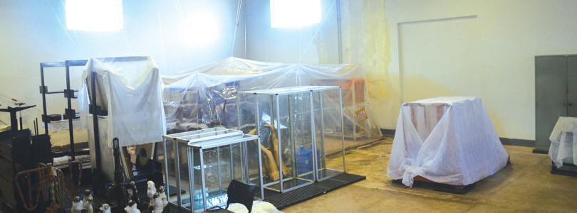 ESTAÇÃO FERROVIÁRIA: Ainda sem projeto, local guarda acervo do museu