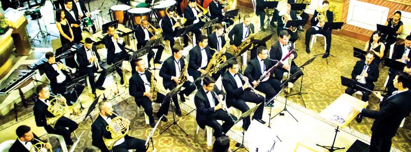 BANDA HENRIQUE MARQUES: Começa temporada de concertos 2017
