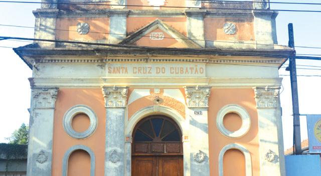 PRÉDIO DE 1927: Capela corre risco de desabamento