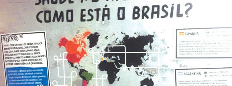 CAMINHOS DO SUS: Centro de Ciências recebe exposição