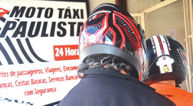 MOTOTÁXI: Setor pede regularização há 10 anos