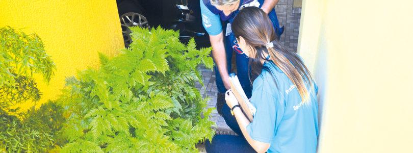 VISTORIA DA DENGUE : Assédio provoca queda nas visitas