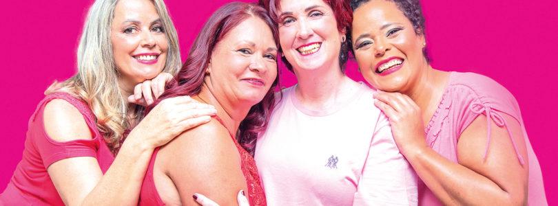 OUTUBRO ROSA: Superação na luta contra o câncer de mama
