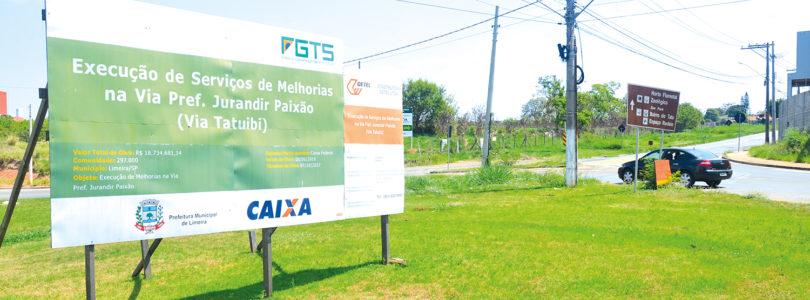 LIMEIRA: PAC tem uma obra parada na cidade