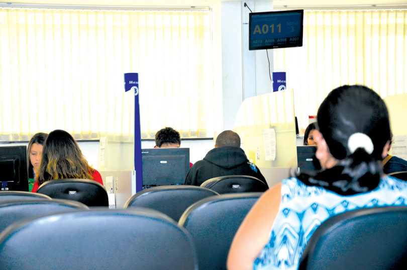 MAIORIA NO PAT: Desempregados há mais de um ano