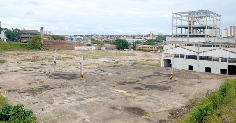 EMPREENDIMENTO IMOBILIÁRIO: Antiga União deve abrigar rodoviária