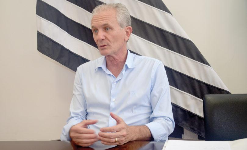 MARIO BOTION: Viaduto e aeroporto saem em 2018