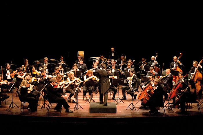 Sinfônica faz terceiro concerto em 2018