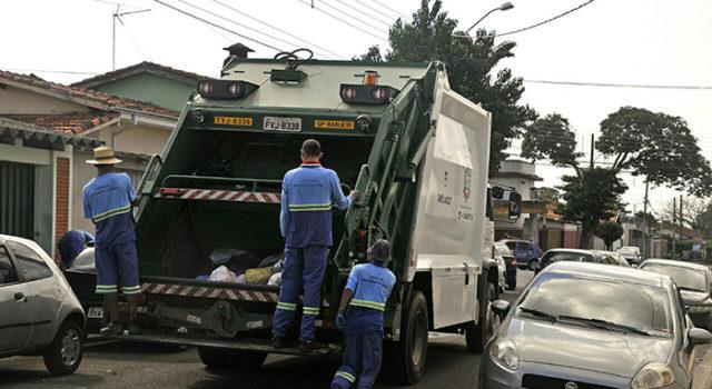 COLETA DE LIXO:Limeira tem melhor serviço da região, mostra Indsat
