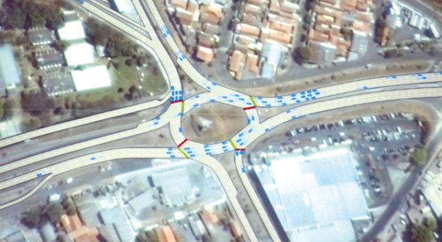 APÓS IMPLANTAÇÃO: Semáforos devem reduzir acidentes