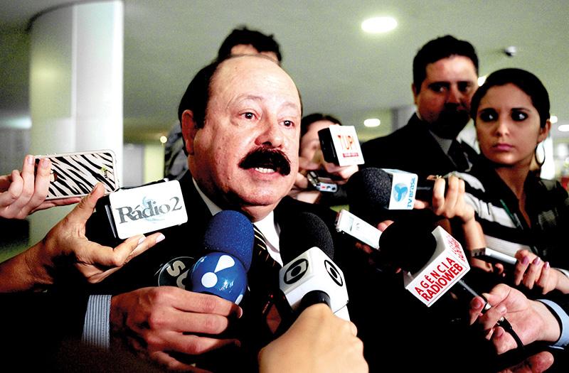 Bolsonaro me disse que eu participaria com ele do poder