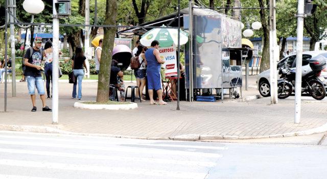 AMBULANTES: Cresce número de vendedores legais