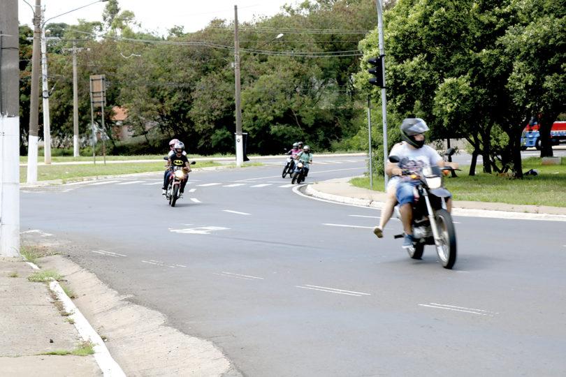 MOTOCICLETAS: Despenca número de multas aplicadas