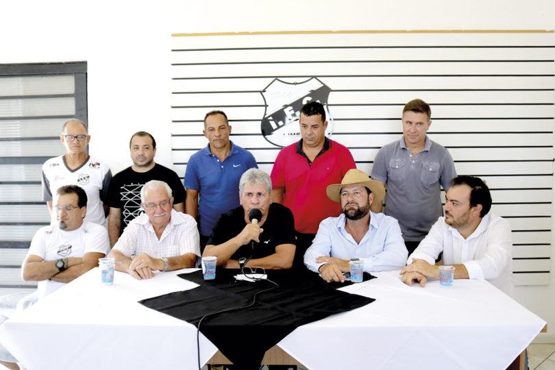 TÉCNICO:  Galo apresenta Parraga, do acesso à A3*