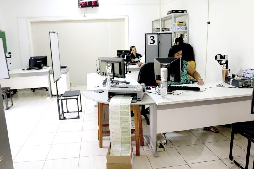 RECADASTRAMENTO ELEITORAL: Biometria tem baixa procura em Limeira
