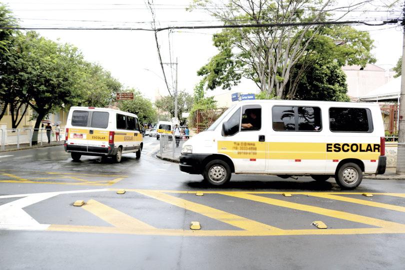 TRANSPORTE ESCOLAR: Apenas 297 vans estão cadastradas