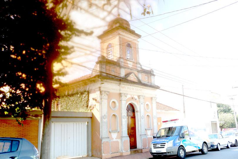 CAPELA DO CUBATÃO: Igreja histórica segue sem solução