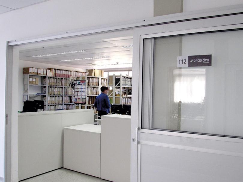 NOVO FÓRUM: Atendimento deve melhorar, diz TJ-SP