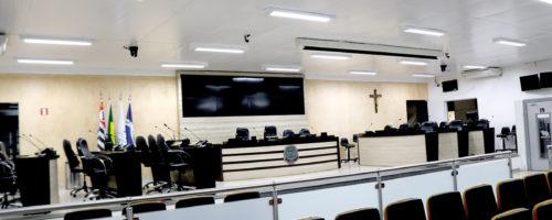 24 SESSÕES: Vereadores faltam pouco às sessões