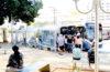 SEM PROPAGANDAS: Abrigos da Praça do Museu são limpos