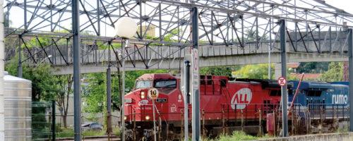 ESTAÇÃO FERROVIÁRIA: Obras devem finalizar no final do mês