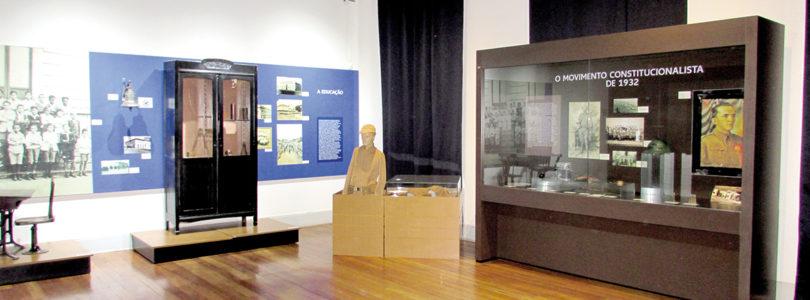 RESERVA TÉCNICA: Modernização do museu ganha projeto