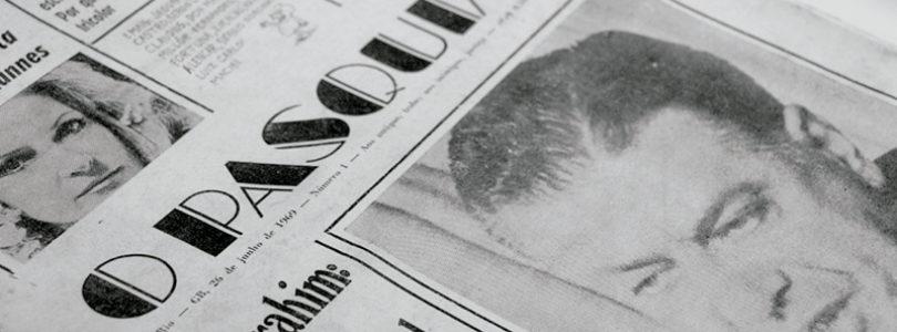 O PASQUIM: Exposição em SP comemora os 50 anos do semanário