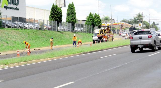 RECAPEAMENTO NA LIMEIRA PIRACICABA: Obras devem ser entregues na quinta, 5