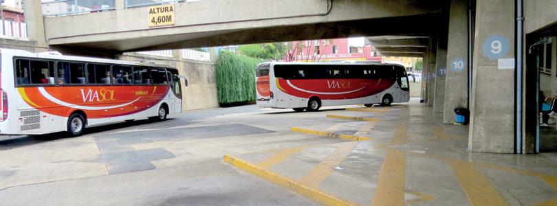 TRANSPORTE INTERMUNICIPAL: Agência recomenda medidas preventivas às empresas em SP