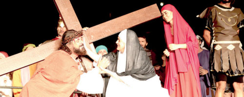 PANDEMIA COVID-19: Cultura adia Via Sacra e espetáculos no teatro