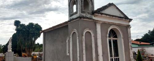 PRESERVAR A HISTÓRIA: Cascalho terá o seu cemitério reformado