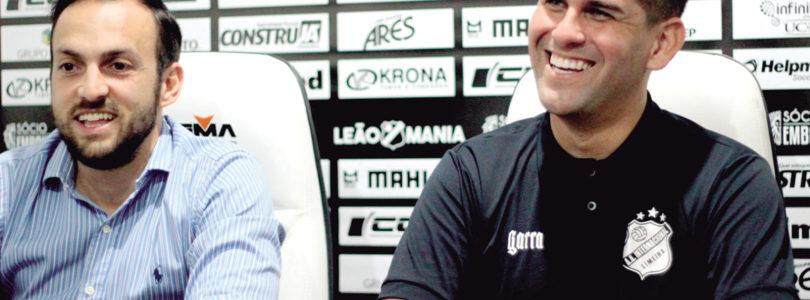RAFAEL SORIANO: Novo técnico da Inter diz que veio para fazer boa campanha