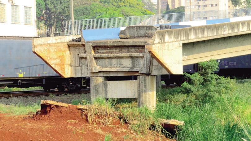 'OBRA ENCANTADA': Alça de viaduto será reconstruída
