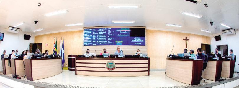 CÂMARA DE VEREADORES: Sessão ordinária começa às 14h